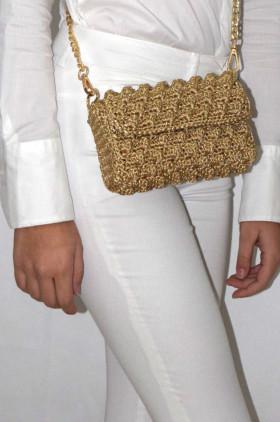 Nocciolina Bag Gold